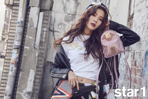 MCM, 뮤즈 이선빈과 함께 2017 SS 컬렉션 '펑크 에토스' 테마 화보 선보여