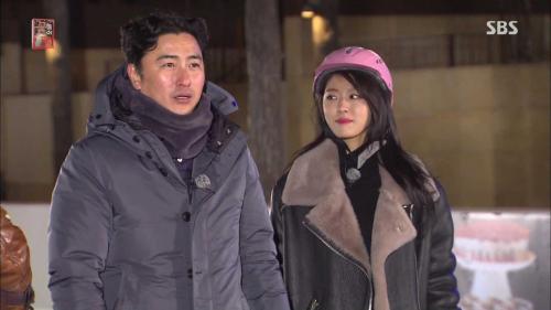 [스타패션]안정환, SBS '꽃놀이패'…패딩 어디꺼?