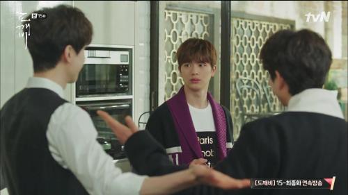 [스타패션]육성재, tvN '도깨비'에서 선보인 맨투맨 패션 화제