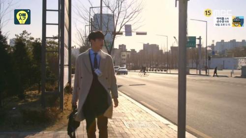 [스타패션]차은우, MBC'오빠생각'서 '신입사원 패션의 정석' 선보여