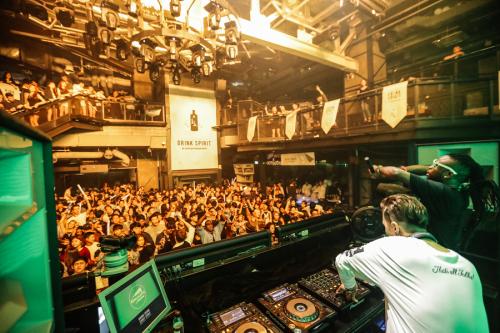 화요, 불토엔 화요!…18일 클럽 '옥타곤'에서 '드링크 스피릿' 브랜드파티 개최