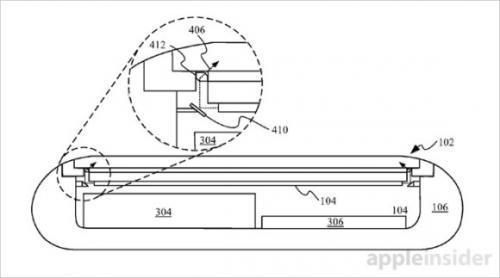 애플, 아이폰 스크린 흠집 자가 진단 특허 신청