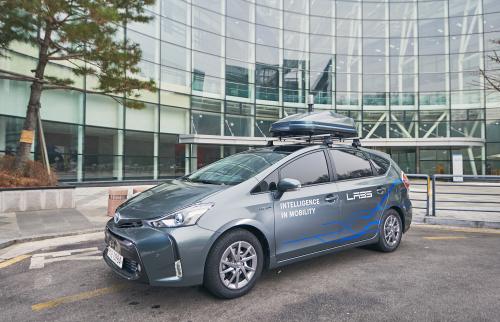 네이버랩스,자율 주행 기술 개발 속도 낸다…임시운행 허가 획득