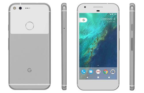 구글 2세대 픽셀 스마트폰, 2017년 프리미엄 시장 노크한다