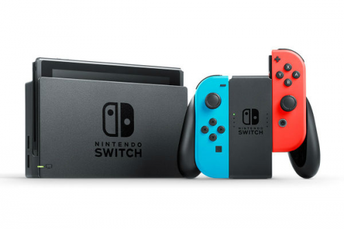닌텐도 스위치, 북-남미 '출시초기 판매량' Wii 넘었다