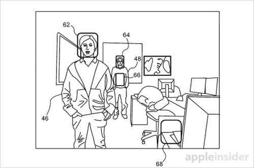 아이폰8에 적용?...애플, 3D 이미지 활용한 얼굴 인식 기술 특허