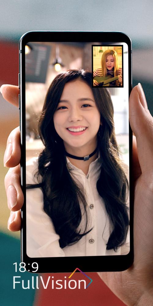 LG G6, 세로 영상 콘텐츠로 풀비전 마케팅 강화