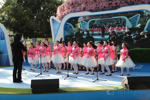 제4회 국제전기자동차엑스포 '7일간의 여정 돌입