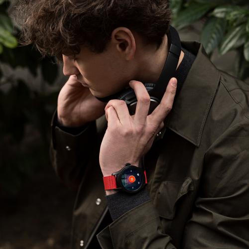 [시계]몽블랑, 브랜드 최초의 '스마트워치'…'몽블랑 서밋 컬렉션' 발표
