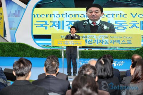 제주도, 전기차 산업의 '표준화 선두'목표 선언