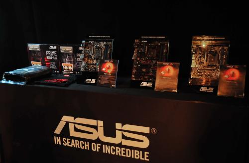 ASUS코리아, AMD 라이젠5 준비 끝! 라이젠 지원 메인보드 선봬