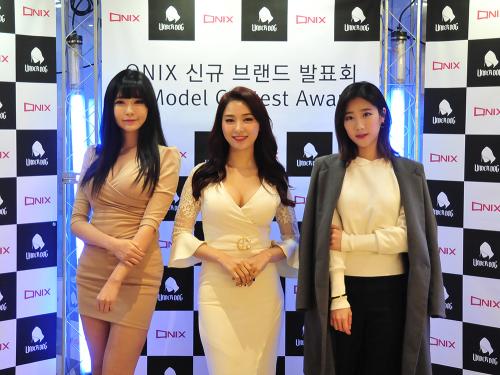 큐닉스의 새 얼굴 김묘정…큐닉스 게이밍 모니터 넘어 TV 시장 진출