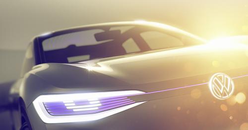 폭스바겐, 오토 상하이2017서 CUV 전기차 모델 콘셉트카 공개한다