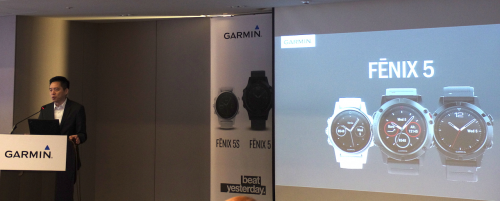 가민, 플래그십 스마트워치 라인업 피닉스 5 출시