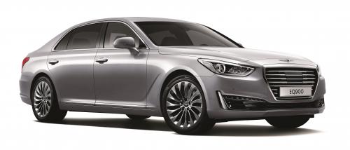 현대자동차, 제네시스 'EQ900 2017년형' 출시