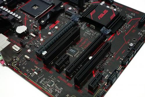 AMD 라이젠을 시작하는 방법, 에이수스 PRIME B350-PLUS