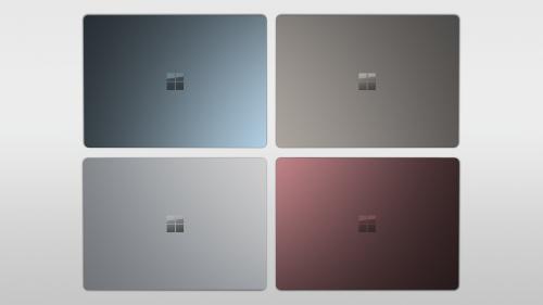 MS , 교육시장에 최적화된 신형 서피스 랩탑과 윈도우10S 발표