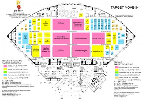 국제 게임 박람회 E3, 국내 빅3 대형 게임사 참여