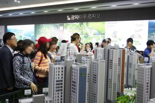 일광신도시 '일광자이푸르지오' 31일 청약 예정