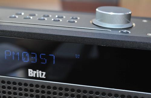 슬림한 블루투스 올인원 오디오, 브리츠 BZ-T7700
