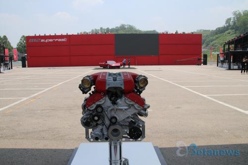 페라리 800마력 고성능 슈퍼카 812 슈퍼패스트 국내 출시