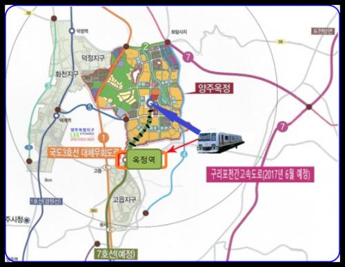 [분양 Q]'서울 50분대 생활권'…양주신도시 'e편한세상 3차'