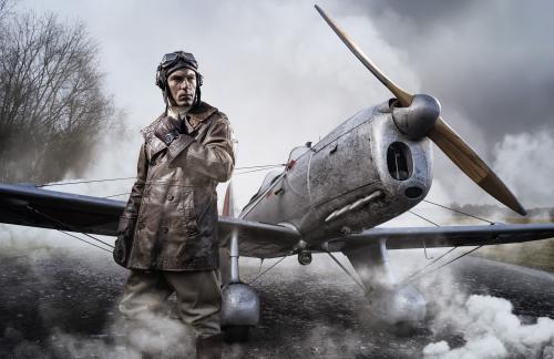 [시계]글라이신(GLYCINE), 새 광고 캠페인 'Be an Airman' 전개