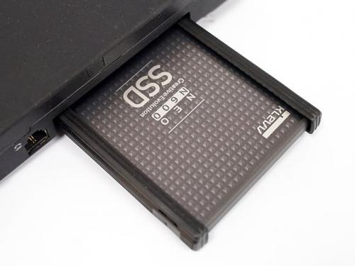 게이밍에 최적화된 SSD, ESSENCORE 클레브 NEO N600