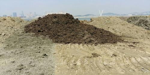 [단독③] 인천 송도11-2공구에 대량의 폐기물 묻혔다 주장 논란 일어