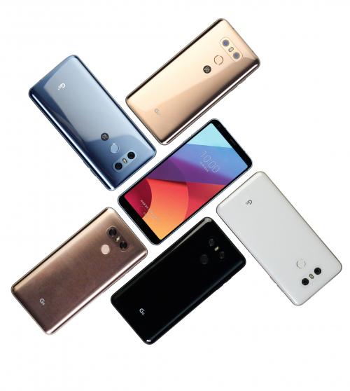 LG전자, 저장공간 늘리고 무선 충전 품은 'LG G6+' 내달 출시