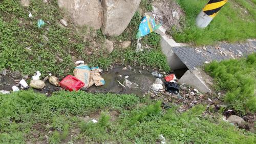 경기도 동북부지역, 배수로 정비 시급