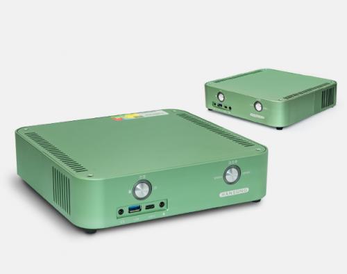 한성컴퓨터,망 분리 미니PC 출시…듀얼 모니터·KVM 자동 전환 지원
