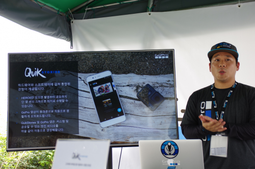고프로, 즉석에서 동영상 콘텐츠 만드는 퀵스토리 앱 발표