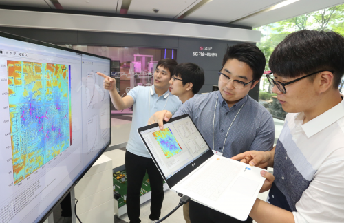LGU+, 한양대 산학협력으로 5G시뮬레이터 개발