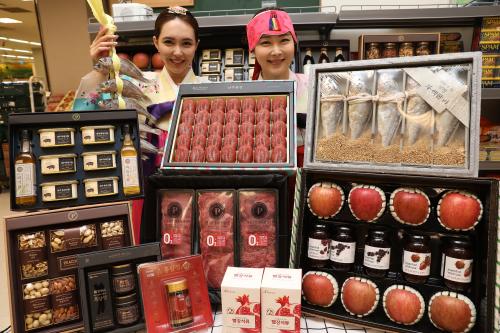 대형마트, '추석 선물' 예약 판매… 기간, 상품수, 할인율 '역대 최대'