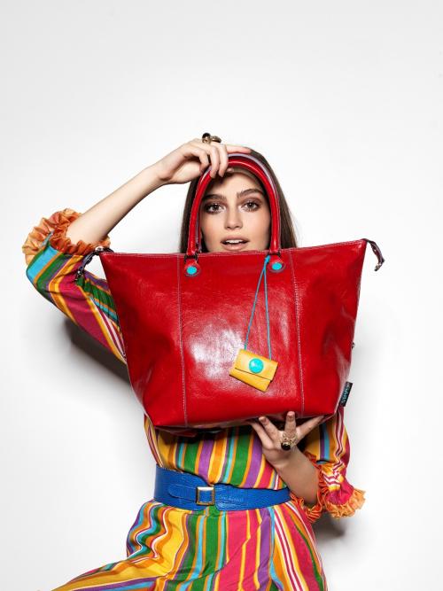 이태리 패션 가방 '갑스(Gabs)', 합리적인 가격으로 인지도 상승