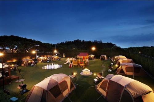 바야흐로 캠핑의 계절…글램핑 가능한 국내 호텔 4선