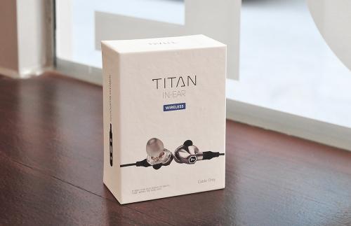 타이탄 인이어를 무선으로 즐기자, 제닉스 TITAN 인이어 WIRELESS