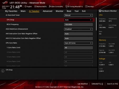 HEDT 플랫폼을 완성하는 메인보드, ASUS ROG STRIX X299-E GAMING